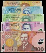 New Zealand - 2003 - Banknote Set - 147