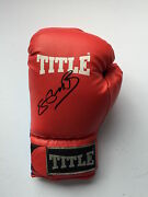 Kell Brook The Special One Hand Signed Boxing Glove Ibf Champion.