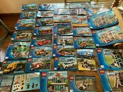 Lego Instruction Books - You Pick Creator,technic.city, And More