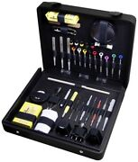 Bergeon Tool Kit For Watchmaking Of 42 Specialized Tools And Accessories 6817