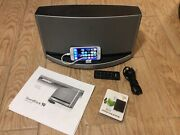 Bose Sounddock 10 Speaker System For Iphone4/5/6/7 With Bluetooth Adaptor Used