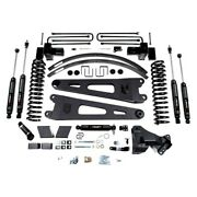 For Ford F-250 Super Duty 17-19 Rbp 6 X 6 Front And Rear Suspension Lift Kit