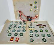Big Lot Or Vintage Girl Scout Badges And Patches