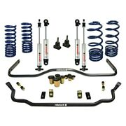 For Chevy Malibu 64-67 2 X 2 Streetgrip Front And Rear Handling Lowering Kit