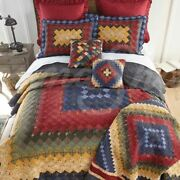 Country Primitive Farmhouse Chesapeake Trip Quilted Collection Donna Sharp