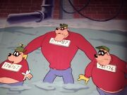 Disneyand039s Ducktales Original Series Beagle Boys Productions Cells And Background