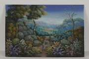 Ernest Paul Naive Haiti Haitian Museum Gallery Collector Home Decor Office Gift