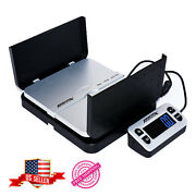 Electronic Digital Weight Scale Large Display 110lb Charging Shipping Postal