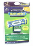 Turbo Twist Brain Quest Cartridge And Parent Guide 1st And 2nd Grade New Hard 2 Get