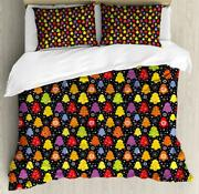 Tree Duvet Cover Set Twin Queen King Sizes With Pillow Shams Bedding