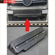 For Mercedes Benz W463 G Class Front Carbon License Plate Bracket G500 G63
