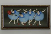 Carlos Perteagudo Naive Museum Gallery Collectors Item Home Decor Office Gift