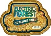 Face Value 2 Electric Forest Wristbands Tickets Camp Good Times Early Weds