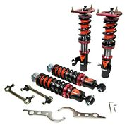 For Mini Cooper 2002-2006 Godspeed Project Mono Maxx Front And Rear Coilover Kit