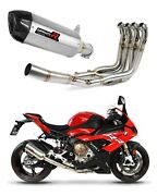 S 1000 Rr Full System Exhaust Hp1 Dominator Racing Silencer Manifold 2019 2020
