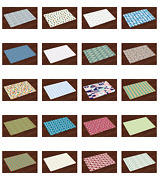 Ambesonne Place Mats Set Of 4 Daily Use Dining And Kitchen Table