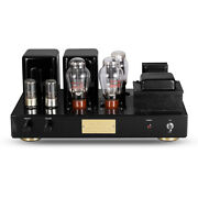 Hifi 300b Vacuum Tube Power Amplifier Class A Single-ended Home Stereo Audio Amp