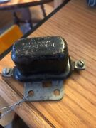 1956-1957 Corvette Powerglide Relay Gm 1116904 Automatic Lock Out Relay Nos