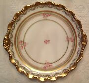 Antique Limoges Blakeman And Henderson Charger Cakeplate