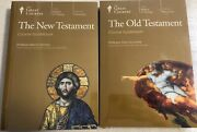 The Great Courses Old Testament + New Testament Dvd + Guidebooks New Sealed