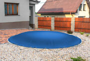 Round Inflatable Pool Cover From Truck Tarp 24oz/m Andsup2 48oz/mandsup2