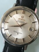Omega Constellation Pie Pan Dial Cal.561 S.steel All Original Swiss Made