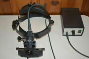 Heine Omega 180 Indirect Ophthalmoscope With En 20 Power Supply