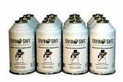 Enviro-safe Industrial R134a Replacement Refrigerant For Vehicle 12/case 1035