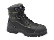 Blundstone 994 Menand039s Safety Work Lace Boots Steel Toe Heat Oil Acid/resist