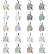 Ambesonne Clear Image Apron Bib With Adjustable Neck For Gardening Cooking