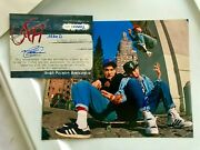 The Beastie Boys Mike D Hand Signed Autographed10 X 8 Photo/ Wow