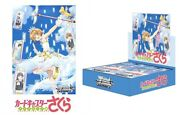 New Card Captor Sakura Clear Card Trading Cards Game Booster Pack Official Japan
