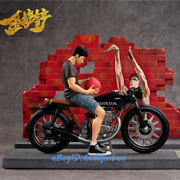 Slam Dunk Mitsui Hisashi Resin Figure Model Painted Statue Pre-order Collection