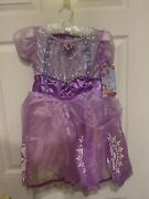 Nwt Disney By Disguise Sofia The First Deluxe Costume Tiara Child Size Small 4-6