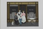 Jan Balet Naive Museum Gallery Collectors Item Home Decor Office Gift Wall