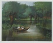 Katarina Henc Naive Museum Gallery Collectors Item Home Decor Office Gift Wall