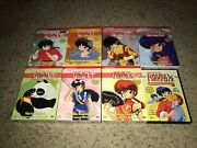 Ranma 1/2 The Complete Series 1 2 3 4 5 6 7 + Movie 1 And 2 Dvd, 36-disc Set
