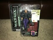 Morpheus Chair The Matrix Reloaded Series Two Mcfarlane Toys Action Figure New