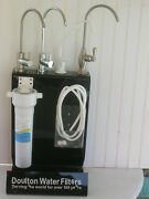 Water Filter Undercounter System With Faucet Sale