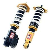 For Subaru Brz 13-19 Coilover Kit 0-2.4 X 0-1.8 Hipermax Max Iv Gt Spec-a