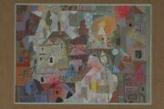 Rafael Reila Naive Museum Gallery Collectors Itm Home Decor Office Gift Wall