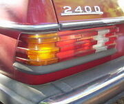 Mercedes Benz Tail Light Complete 123 Body 240d Your Choice Left Or Right