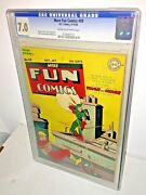 More Fun Comics 99, Cgc 7.0, Cream To Off-white Pages