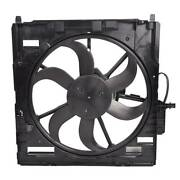 Electric Cooling Fan Assembly For Bmw E70 X5 2007-2010 17428618240