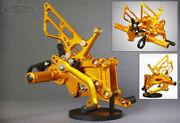 Sato Racing Rear Sets Bmw S1000rr/ Hp4 With Abs 2009-2014  22 Years On Ebay