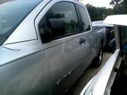 Driver Front Door Manual Without Body Side Moulding Fits 08-14 Titan 954649