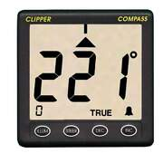 Clipper Compass System With Removable Fluxgate Sensor Cl-c
