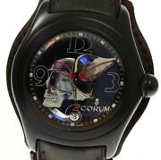 Corum Bubble Night Flyer 082.150.45 Limited To 999 Worldwide At Menand039s_536974
