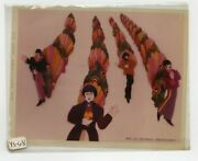 The Beatles Yellow Submarine Original 4x5 Color Transparency T500