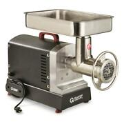 Electric Commercial Grade Meat Grinder 32 With Foot Pedal 1.5 Hp 1125 Watt